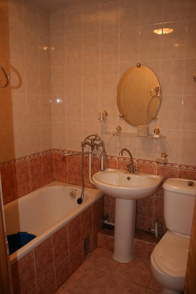 Люкс, ванная